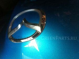 Эмблема на Mazda 3
