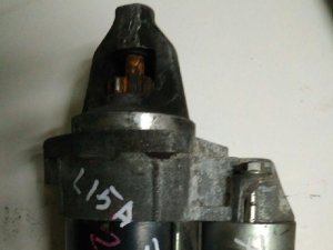 Стартер на Honda Airwave GJ1 L15A 2773