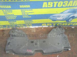 Защита двигателя на Subaru Impreza GG2 EJ15