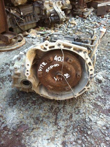 Кпп автоматическая на Toyota Vitz SCP10 1SZ