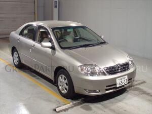 Светильник салона на Toyota Corolla NZE121 1NZFE