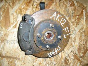 Тормозной диск на Nissan March AK12