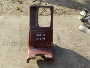 Консоль между сидений на Toyota Camry ACV30 2AZ