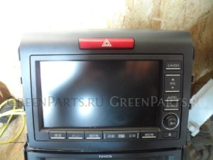 Магнитофон на Honda CR-V RM4 K24A