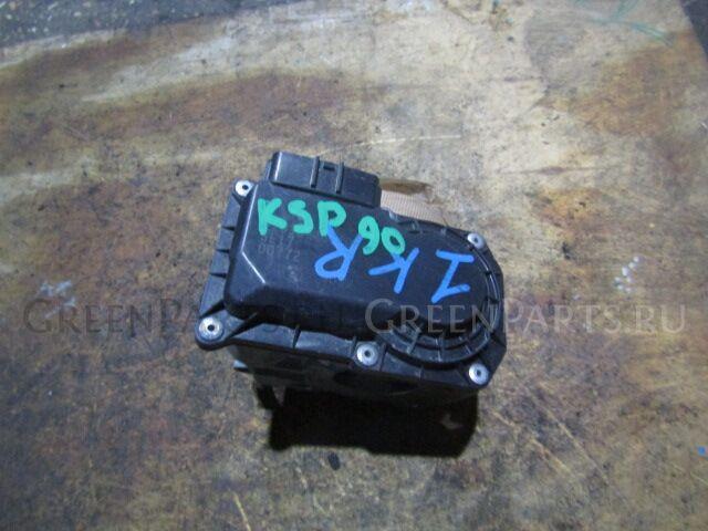 Дроссельная заслонка на Toyota Vitz KSP90 1KR 5014229