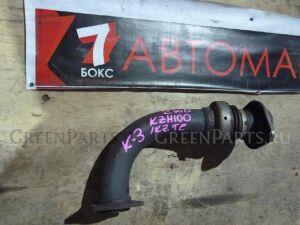 Глушитель на Toyota Hiace KZH100 2WD