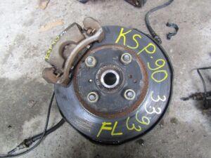 Ступица на Toyota Vitz KSP90 1KR 0013393