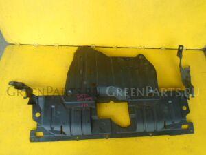 Защита двигателя на Honda Accord CM2 K24A