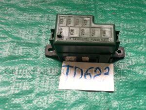 Блок предохранителей на Suzuki Escudo TA02W, TA52W, TD02W, TD52W, TD62W, TL52W, TD32W H25A