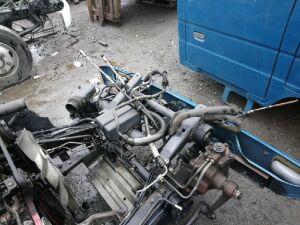 Подушка кабины на Mazda Titan WGSAT VS