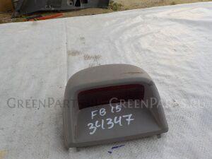 Стоп-сигнал в салоне на Nissan Sunny FB15 QG15