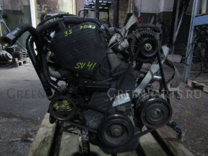 Компрессор кондиционера на Toyota Vista SV41 3S-FE 0029043