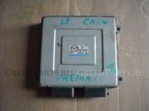 Блок управления efi на Mazda Premacy CREW LF E6T53972H4 LFB718881F