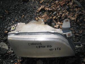 Фара на Toyota Corolla CE100 2C