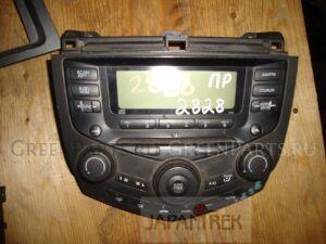Блок управления климат-контролем на Honda Accord CL7 K20A 2828