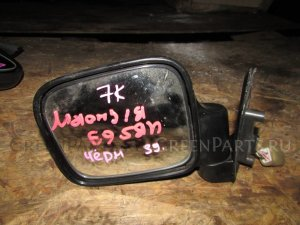 Зеркало на Isuzu Bighorn UBS69
