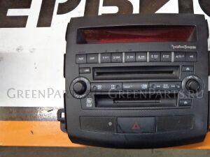 Магнитофон на Mitsubishi Outlander CW4W, CW5W, CW6W 4B12, 6B31