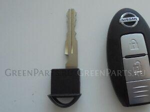 Ключ зажигания на Nissan Note E12 HR12DDR C20-10