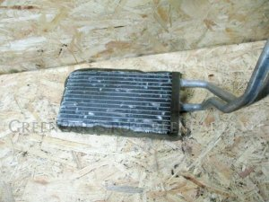 Радиатор печки на Subaru Forester SG
