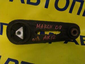 Подушка двигателя на Nissan March AK12 CR12