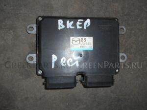 Блок управления двигателем на Mazda Axela BKEP LF-DE 2104