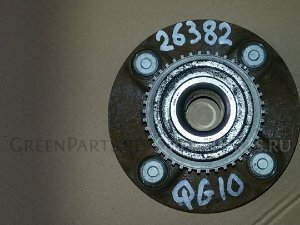 Ступица на Nissan Bluebird Sylphy QG10 4/114