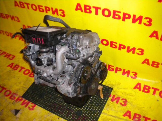 Двигатель на Suzuki Wagon R Solio MA34S M13A 1576388