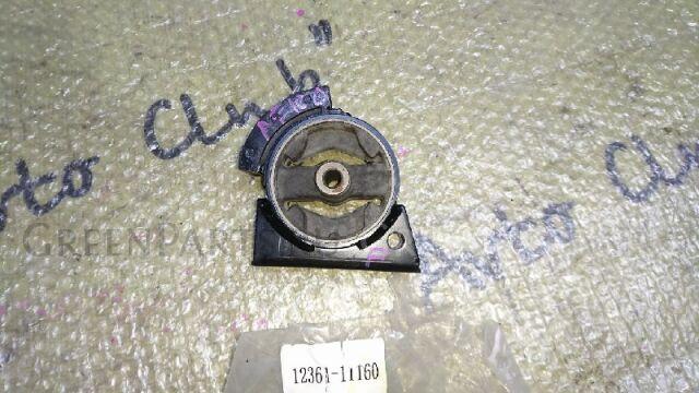 Подушка двигателя на Toyota Corolla AE100/AE101/ AE104/ EE101/ CE100/ CE104 2C, 2E, 3CE, 3E, 4AF, 4AFE, 4AGE, 4EFE, 5AFE, 5EFE 12361-11160