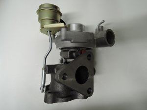 Турбина на Mitsubishi Challenger K97W 4M40 49135-03110, 49377-03033, ME201635