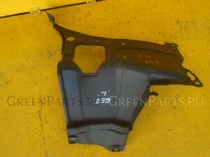 Защита двигателя на Honda Fit GE7