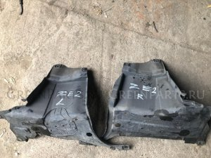 Защита двигателя на Honda Insight ZE2 LDA 74165-TM8-A00