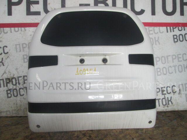 Колпак запасного колеса на Mitsubishi Pajero Mini H58A