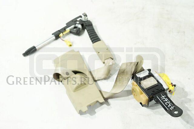 Ремень безопасности на Honda Civic FD1 R18A 1000139