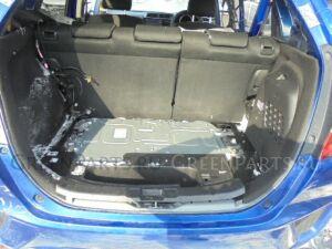 Обшивка багажника на Honda Fit GP6 LEB