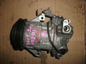Компрессор кондиционера на Toyota Runx NZE121 1NZ-FE 447220-9464