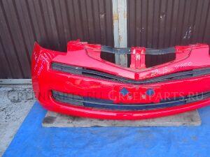 Бампер на Toyota Ractis SCP100