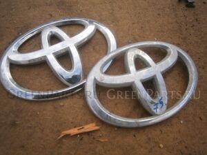Эмблема на Toyota Voxy ZRR70G, ZRR70W, ZRR75G, ZRR75W