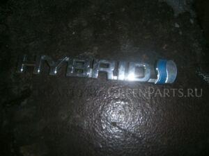 Эмблема на Toyota Alphard MNH10W