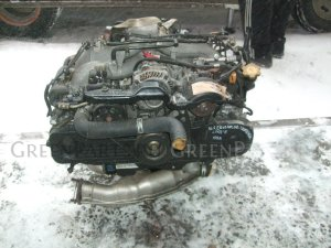 Двигатель на Subaru Legacy BL5 EJ203