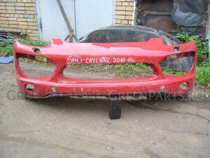 Бампер на Porsche Cayenne 958