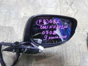 Зеркало на Honda Fit GE6 L13A