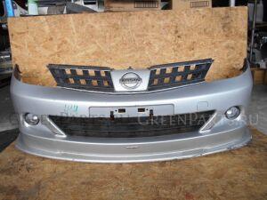 Бампер на Nissan Tiida C11 414