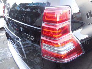Стоп на Toyota PRADO GRJ150, GRJ151, TRJ150 1GRFE TY1132
