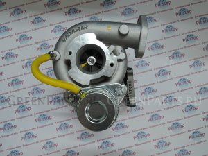 Турбина на Toyota Land Cruiser HDJ101L 1HDFTE 17201-17040, CT-26B