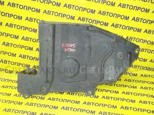 Защита двигателя на Nissan X-Trail NT30