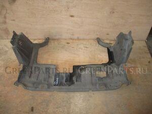 Защита двигателя на Honda Fit GD1