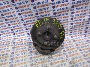 Тормозной диск на Nissan Sunny FB15 QG15-DE 809715