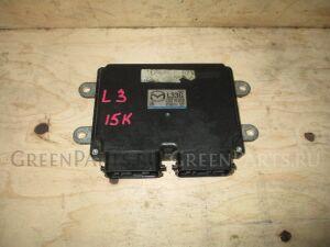 Блок управления двигателем на Mazda Mpv LY3P L3-VE