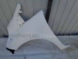 Крыло на Honda Fit GE7 L13A
