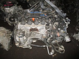 Двигатель на Honda STEP WAGON RK1 RK5 R20A